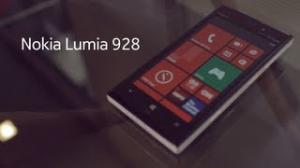 Nokia Lumia 928: Hands-on video