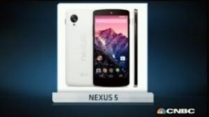 Google Nexus 5 & android KitKat [specs + features]