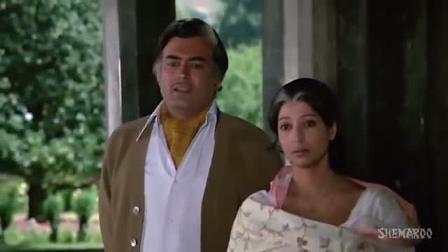 Tere Bina Zindagi Se - Aandhi - Sanjeev Kumar & Suchitra Sen - Old Hindi Songs - R.D.Burman (Old is Gold)