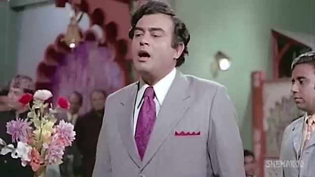 Meri Bheegi Bheegi Si - Jaya Bahaduri - Sanjeev Kumar - Anamika - Kishore Kumar - Hindi Sad Songs (Old is Gold)