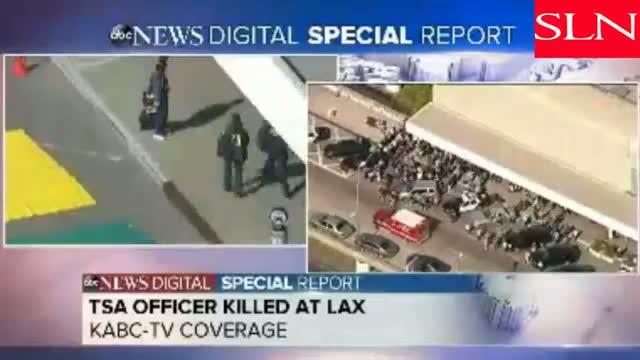 LAX Shooting Update: 1 TSA Agent Killed Suspect Taken To Custody #LAX Los Angeles Airport Shooting