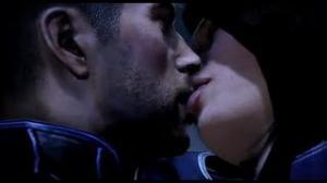Mass Effect 3 Ashley Williams Romance $ex Scene with Commander Shepard | ME3 CutScenes