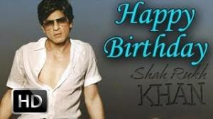 Shahrukh & His Memorable On Screen Characters (Birthday Special)