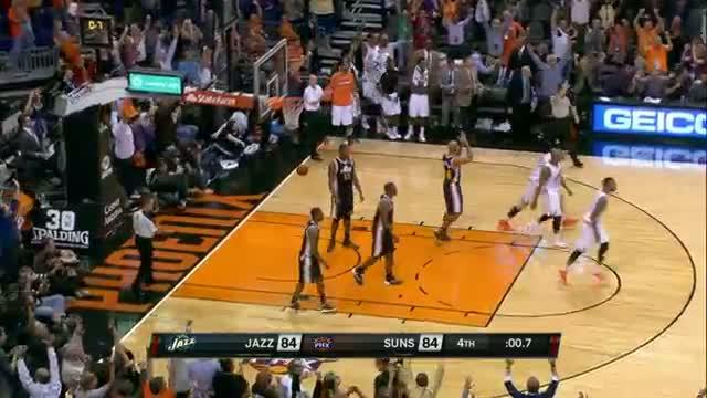 NBA: Eric Bledsoe's CLUTCH Shot Wins It For The Suns