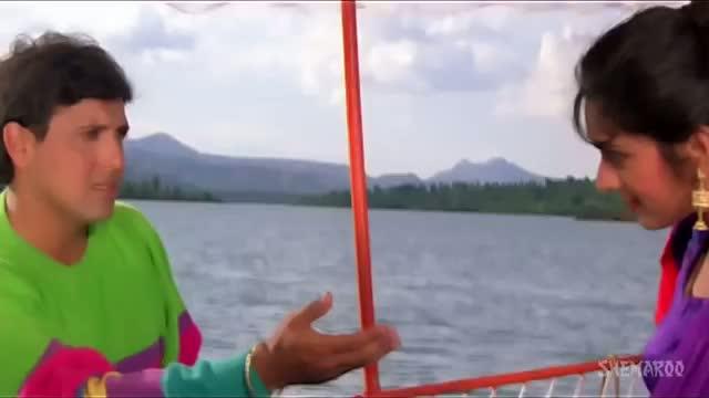 Bahut Jatate Ho Pyar - Govinda - Meenakshi Sheshadri - Aadmi Khilona Hai - Bollywood Songs