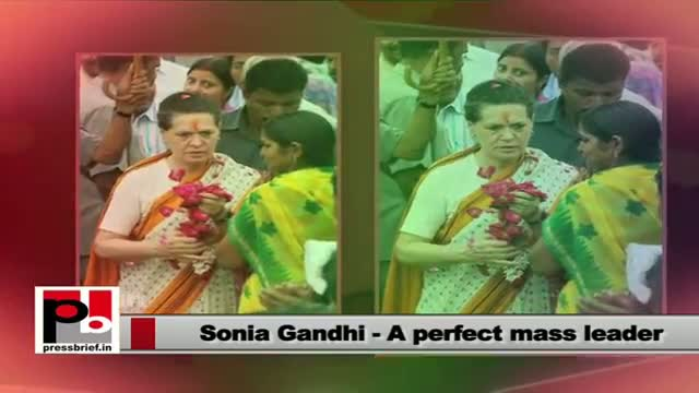 Sonia Gandhi's mission: Protection and empowerment of women