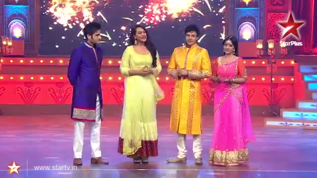 Star Diwali...Thodi Si Muskaan Dher Sara Pyar - 1st November 2013 - Ep 7