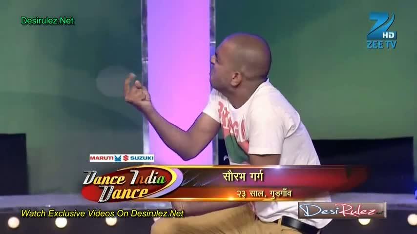 Watch Dance India Dance (Season 5) - 4th October 2015 -     (video