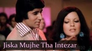 Jiska Mujhe Tha Intazaar - Amitabh Bachchan, Zeenat Aman - Don - Bollywood SuperHit Song