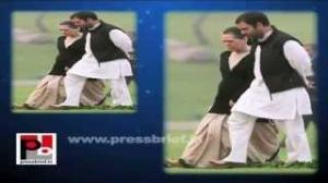 Sonia Gandhi, Rahul Gandhi - Energetic, progressive Congress leaders with modern vision