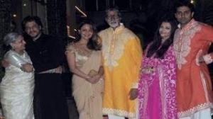 Amitabh Bachchan's Diwali Bash: Shahrukh Khan, Katrina & Hrithik Roshan