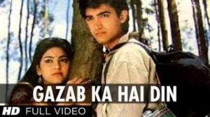 Gazab Ka Hai Din [Full HD Song] - Qayamat se Qayamat Tak - Aamir Khan & Juhi Chawla