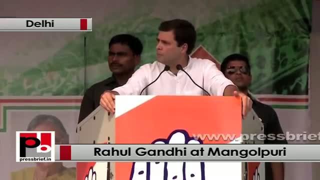 Rahul Gandhi: UPA has made the Delhi a educational hub