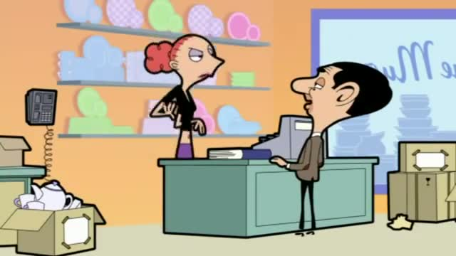 Mr Bean the Animated Series - Mr. Bean - Royal Bean: The Queen's Cup
