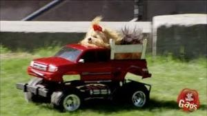 Just for Laughs Gags - Tiny Dog Drives Away With Tiny Car