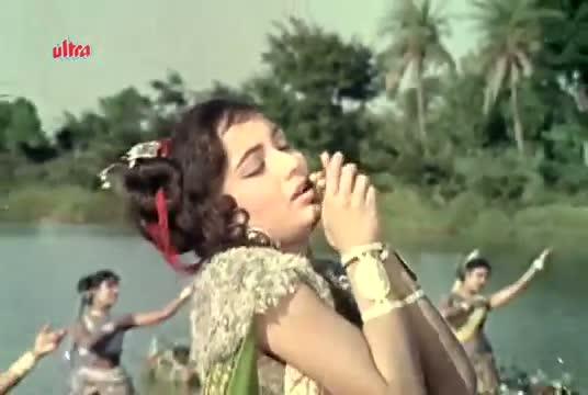 Aaja Aai Bahar - [Old is Gold] Sadhana, Lata Mangeshkar, Rajkumar (1964)