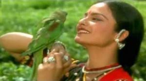 Yeh Hawa Yeh Bata - [Old is Gold] Rekha, Lata Mangeshkar, Ghazab (1982)
