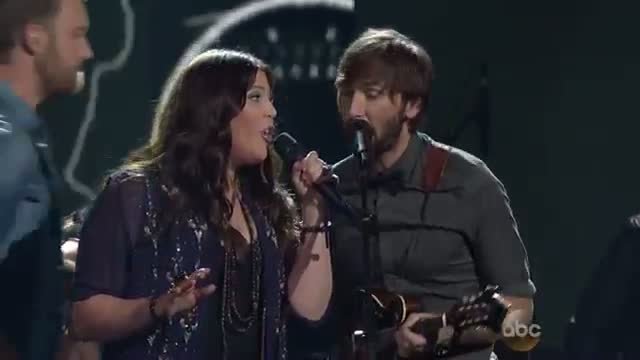 Lady Antebellum - Never Alone - CMA Awards 2013