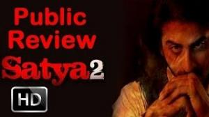 "Satya 2 Movie ""Public Review"" - Ram Gopal Varma"
