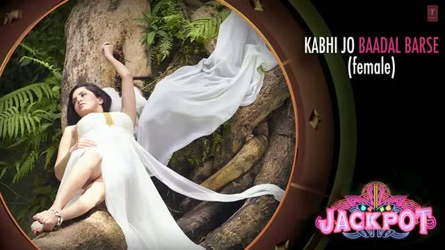 Kabhi Jo Baadal Barse Full Song (Audio) By Shreya Ghoshal - Jackpot