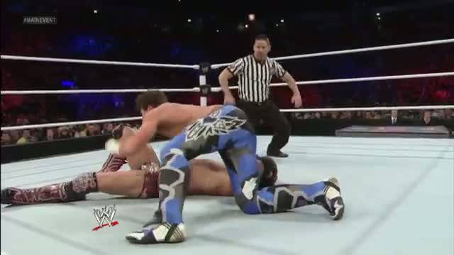 Tyson Kidd vs. Justin Gabriel: WWE Main Event, Nov. 13, 2013