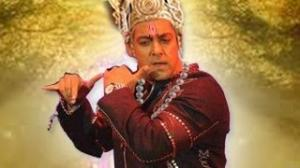 Salman Khan as LORD KRISHNA in Mahabharat