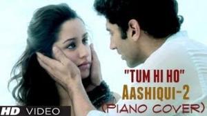 """Tum Hi Ho"" Piano Cover (Instrumental) Aashiqui 2 - Magical Fingers - Gurbani Bhatia"