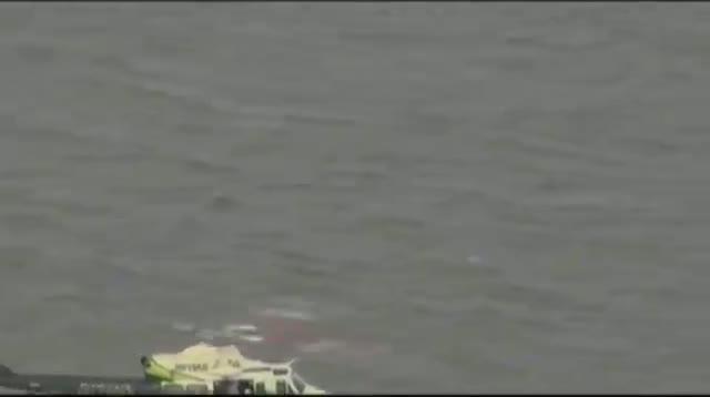 Radio Call: Passenger Falls From Plane