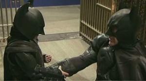 BatKid saves transformed 'Gotham City'