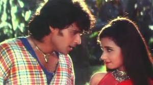 Pagal Tujhe Main Kar Doonga - Superhit Romantic Song - Divya Dutta, Mukul Dev - Iski Topi Uske Sarr (Old is Gold)