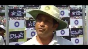 Sachin Tendulkar's Last Emotional Speech after his Retirement in his Last 200th Test Match