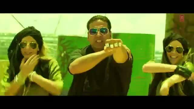 BOSS Title Song Feat. Akshay Kumar, Yo YO Honey Singh -  Full Video - Bollywood Movie 2013
