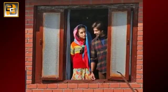 MAking of HAIDER Shahid Kapoor & Shraddha Kapoor - HAIDER first Look