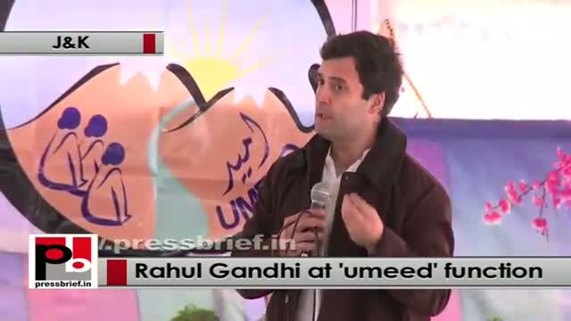 Rahul Gandhi : Awakening of women is necessary for progress