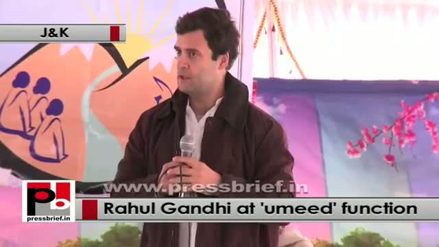 Rahul Gandhi : Empowerment of women helps in country's growth