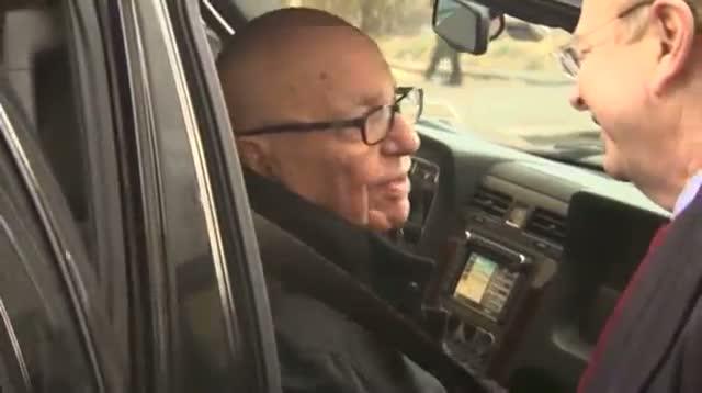 Rupert Murdoch, Wife Reach Divorce Deal