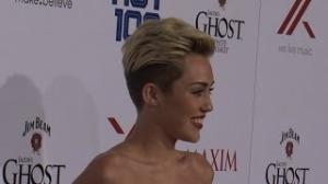 Miley Cyrus Has a Shocking New Look