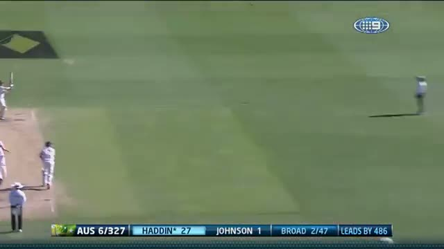 Commonwealth Bank Ashes Series 2013 1st Test: Another half-century for Haddin