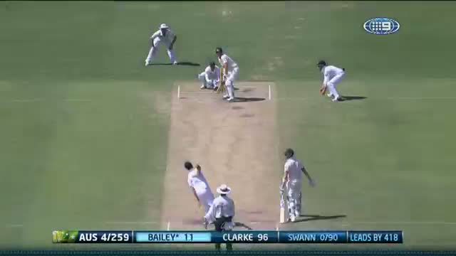 Commonwealth Bank Ashes Series 2013 1st Test: Australia in control at the Gabba