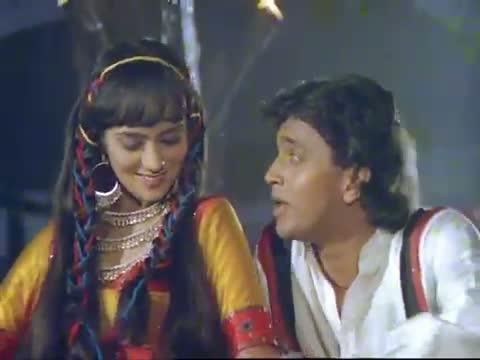Gazab Bhaya Rama Jawani Mein - Mithun Chakraborty - Superhit Bollywood Song - Kismettwala