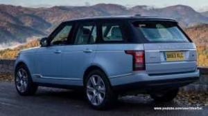2015 Land Rover Range Rover Hybrid Design