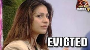 Tanisha's FORCED EVICTION in Bigg Boss 7 25th November 2013 Episode