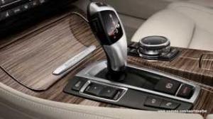 Interior Design 2014 BMW 5 Series Sedan