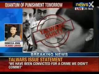 Aarushi Talwar Murder Case: Guilty Verdict in Aarushi Talwar Murder Case