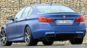 2014 BMW M5 Interiors and Exteriors Design