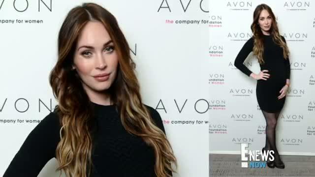 Megan Fox Debuts Baby Bump