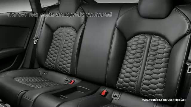 2014 Audi RS7 Sportback Details