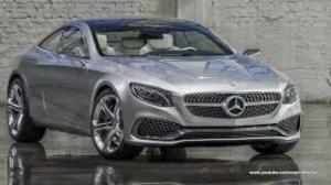 Full Interiors Mercedes Benz S Class Coupe Concept