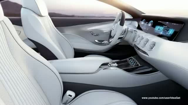 2013 Mercedes Benz S Class Coupe Full Interior and Exterior Design Concept