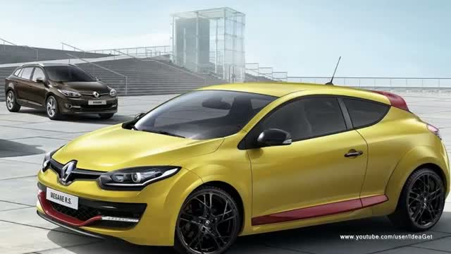 2014 Renault Megane Preview and Colours